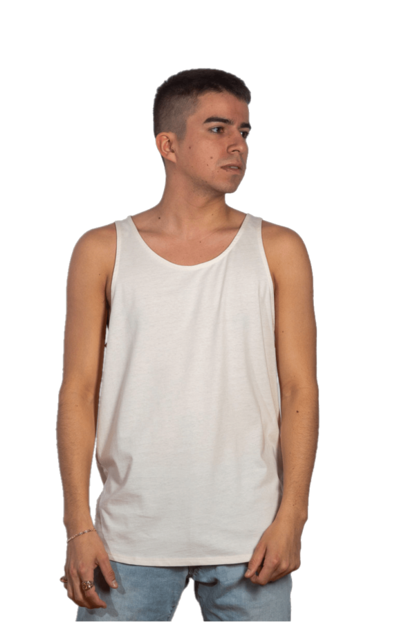 Men Tanktop natural