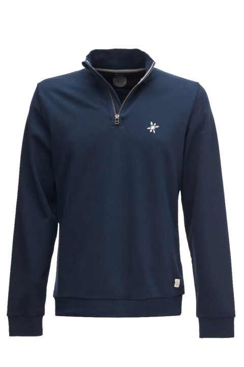 Snowflake Troyer Pullover