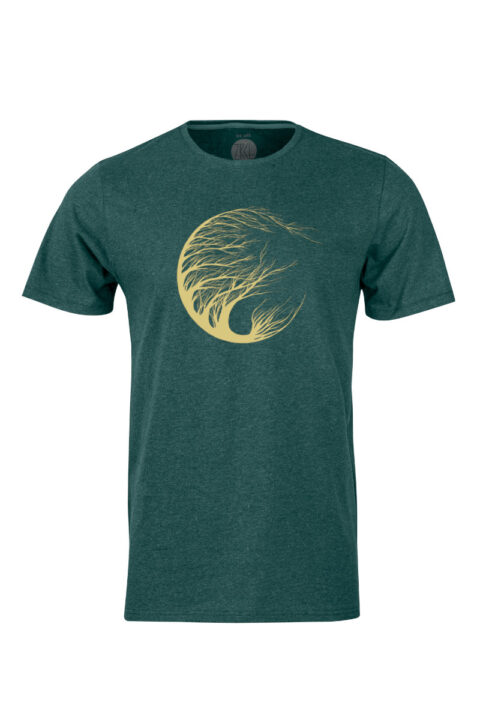 Men Circle Tree T-Shirt by Marisa Senn