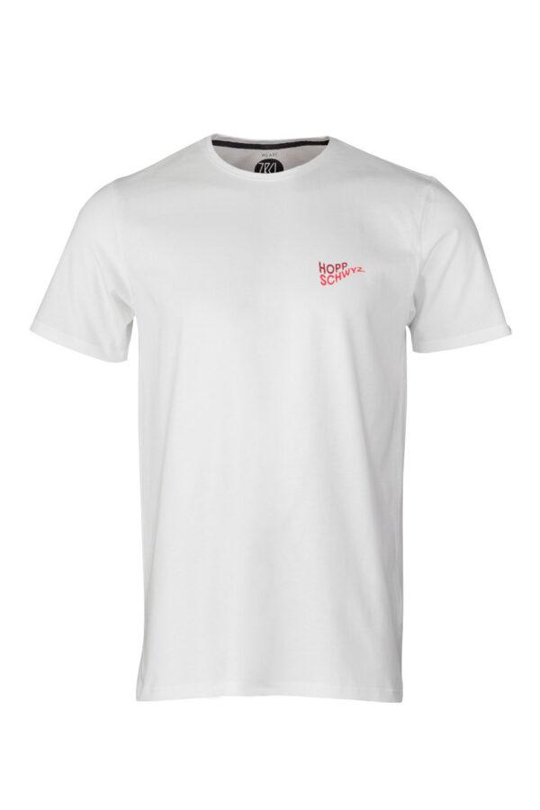Men Hopp Schwyz T-Shirt