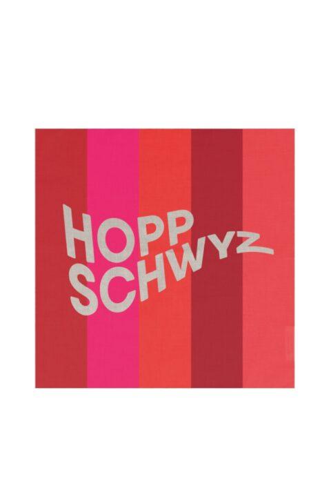 Hopp Schwyz Taschentuch