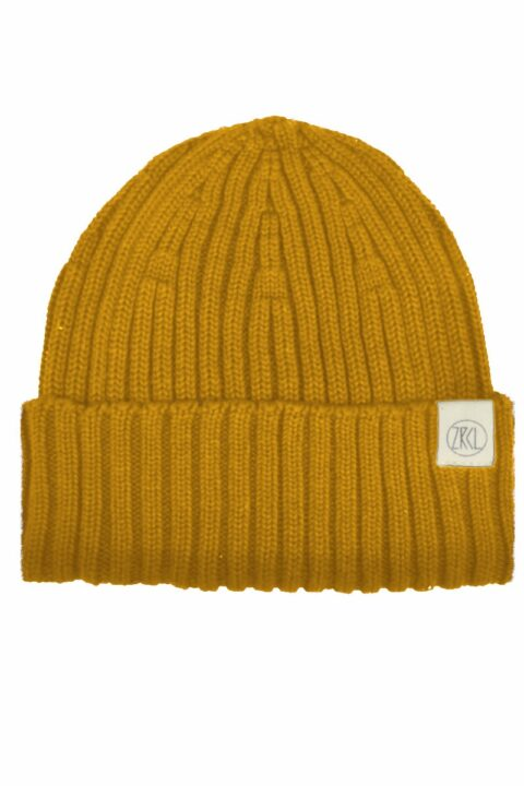 Beanie Snugly amber Swiss Edition