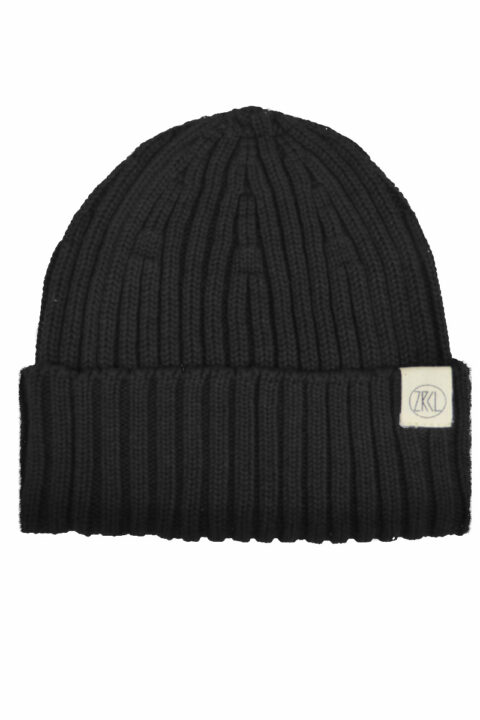 Beanie Snugly black Swiss Edition