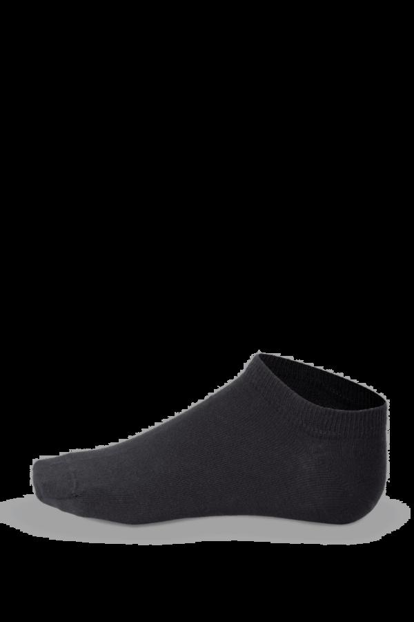 Unisex Socken low black