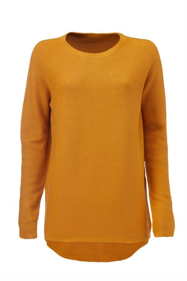 Women Sweater Lina amber Swiss Edition