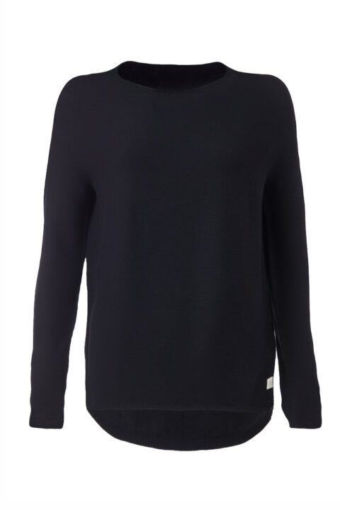 Women Sweater Lina black Swiss Edition