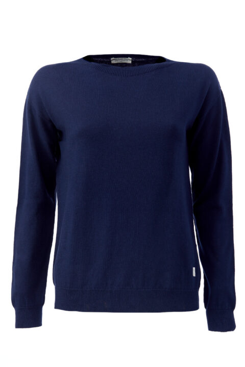 Woman Sweater blue Swiss Edition