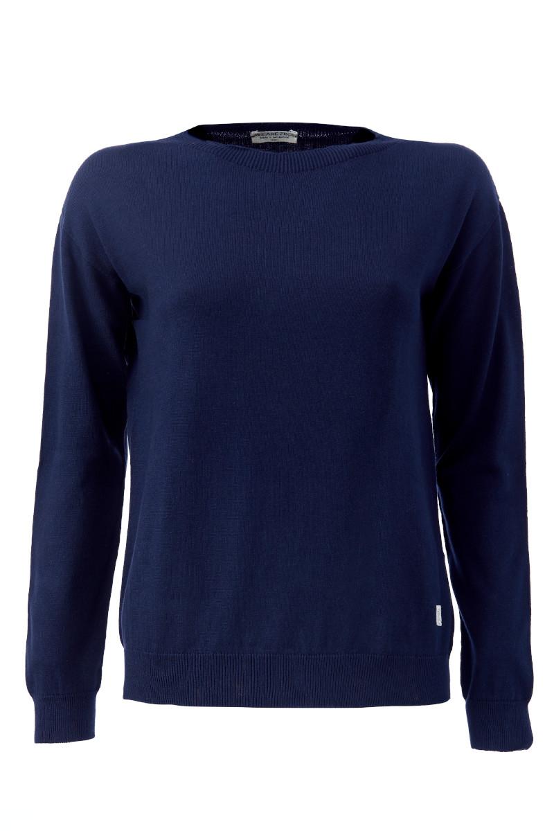 Woman Sweater blue Swiss Edition