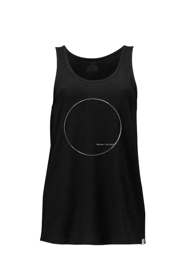 Damen Tanktop black we are