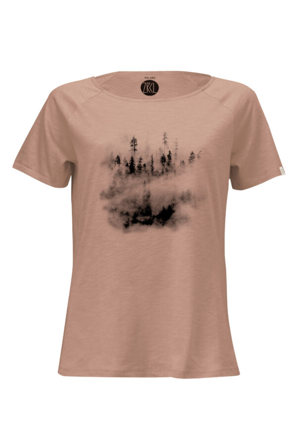Women T-Shirt Cloudforest Formgestalter André Alexander
