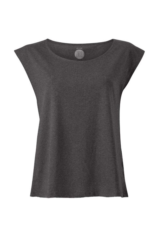 Women Two Shirt basic onyx