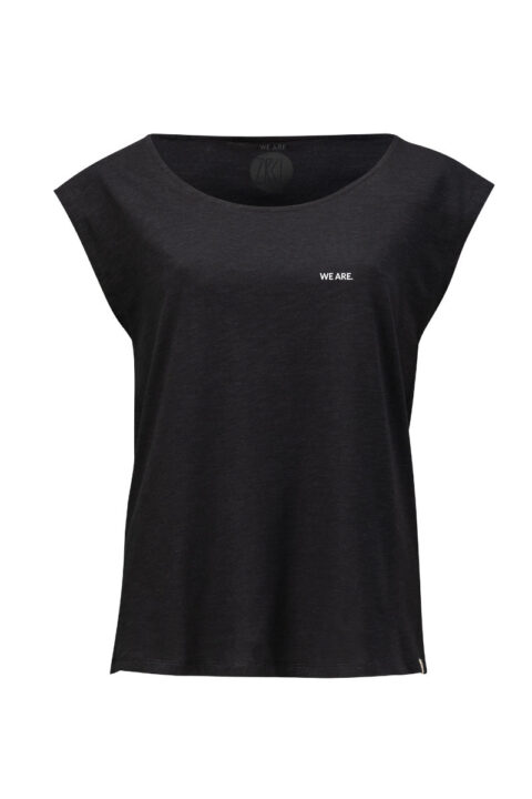 Women Two Shirt WE ARE 2.0 black